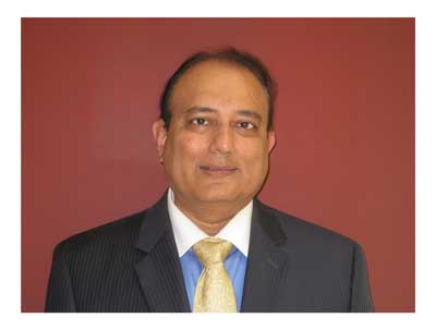 picture of Rajesh cyber secutiry expert